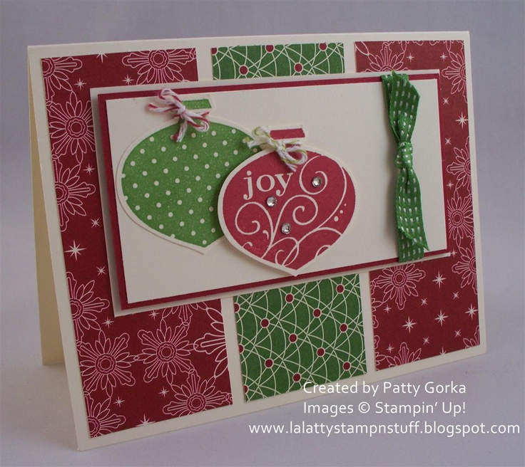 Christmas card layout: Christmas Cards, Card Layouts, Cards Christmas, Ornaments Stamps, Cards Layout, 52 Christmas, Christmas Ornaments, Gumball Green, Lalatti Stamps