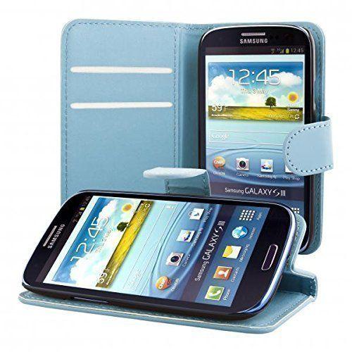 ECENCE Samsung Galaxy S3 i9300 S3 Neo i9301 Custodia a Portafoglio Protettiva wallet flip case cover azzurro + protezione dello schermo incluso 22030305, http://www.amazon.it/dp/B00M1RA7KI/ref=cm_sw_r_pi_awdl_ZrPSub0BT03PZ