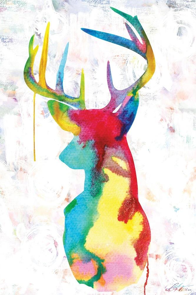 Oh Deer - Multi - from $137.00 - Urban Road - Urban Road