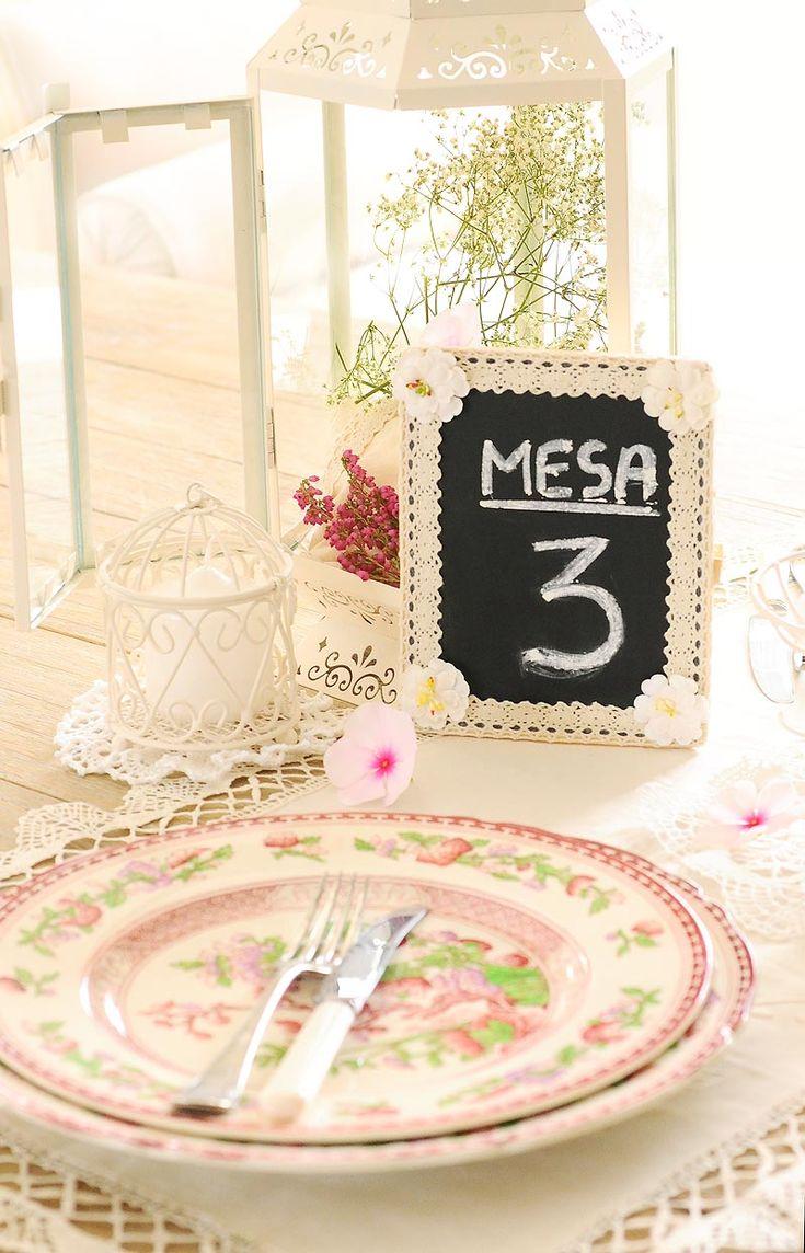 Como hacer un centro de mesa romántico con jaulas vintage