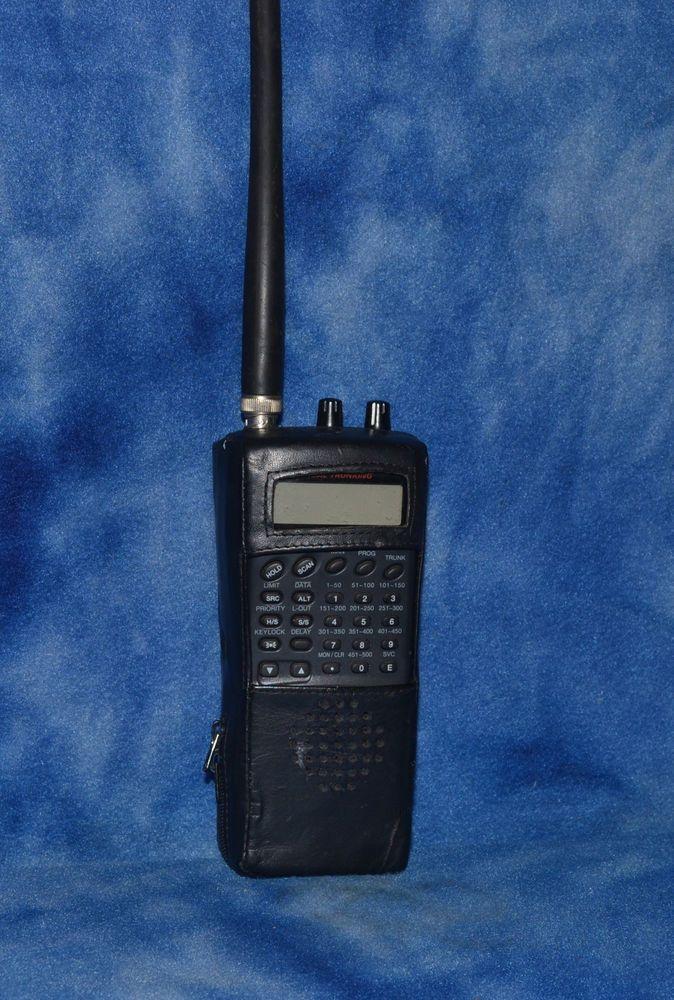 RADIO SHACK PRO-94 1000 Channel Dual Trunking Radio Scanner