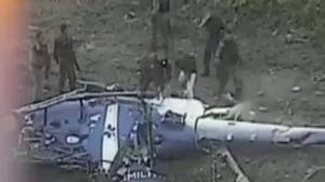 Galdinosaqua no Rio de Janeiro: Secretário diz que não há marcas de tiros no helic...