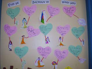 Νηπιαγωγείο με Φαντασία: Δραστηριότητες για Εαυτό