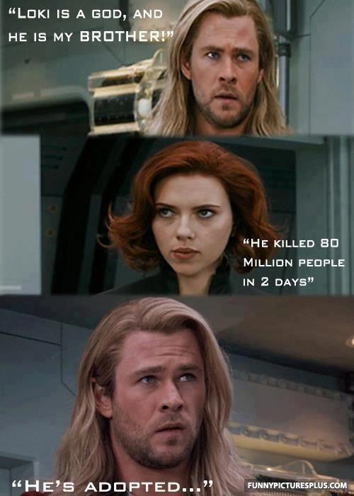 The Avengers:)