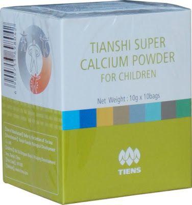 Tianshi Children Nutrient High Calcium Powder - Tiens BD Product Price List