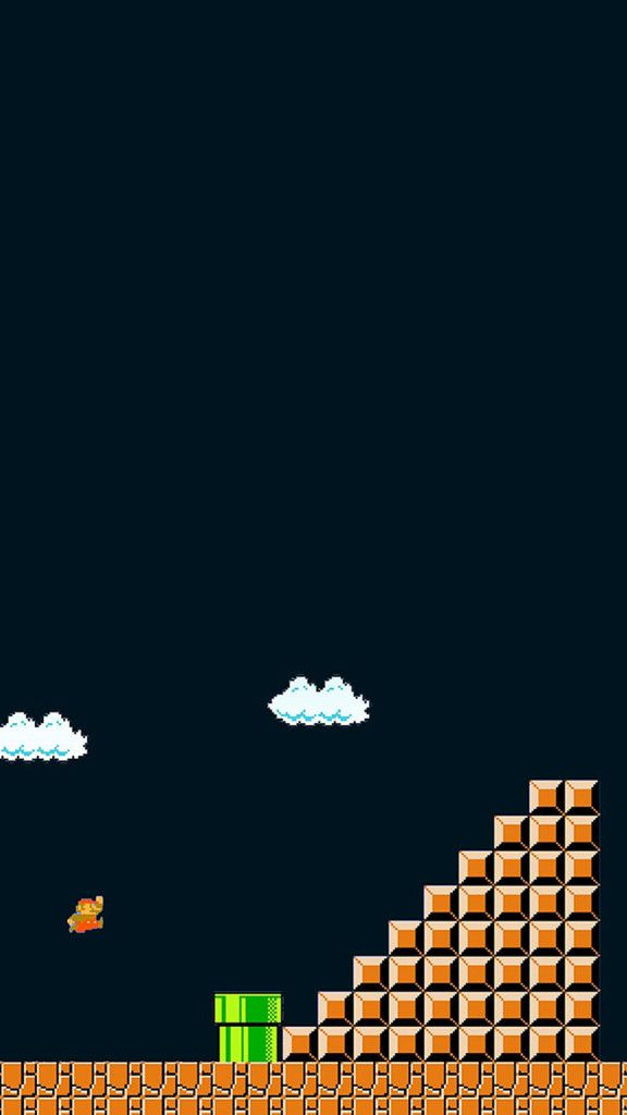 Super Mario Nintendo Wallpapers for Galaxy S5