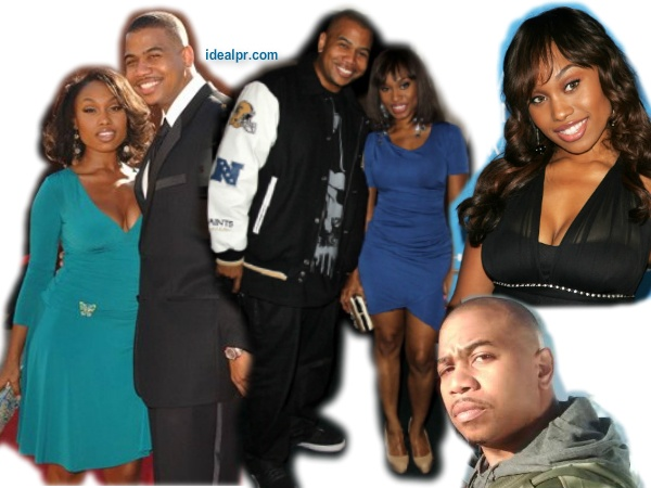 Actress Angell Conwell and Actor Omar Gooding are MARRIED ...