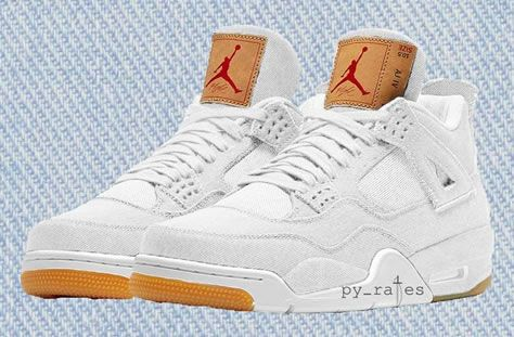 newest db1a6 d8dce white-levis-air-jordan-4-release-date-ao2571-100