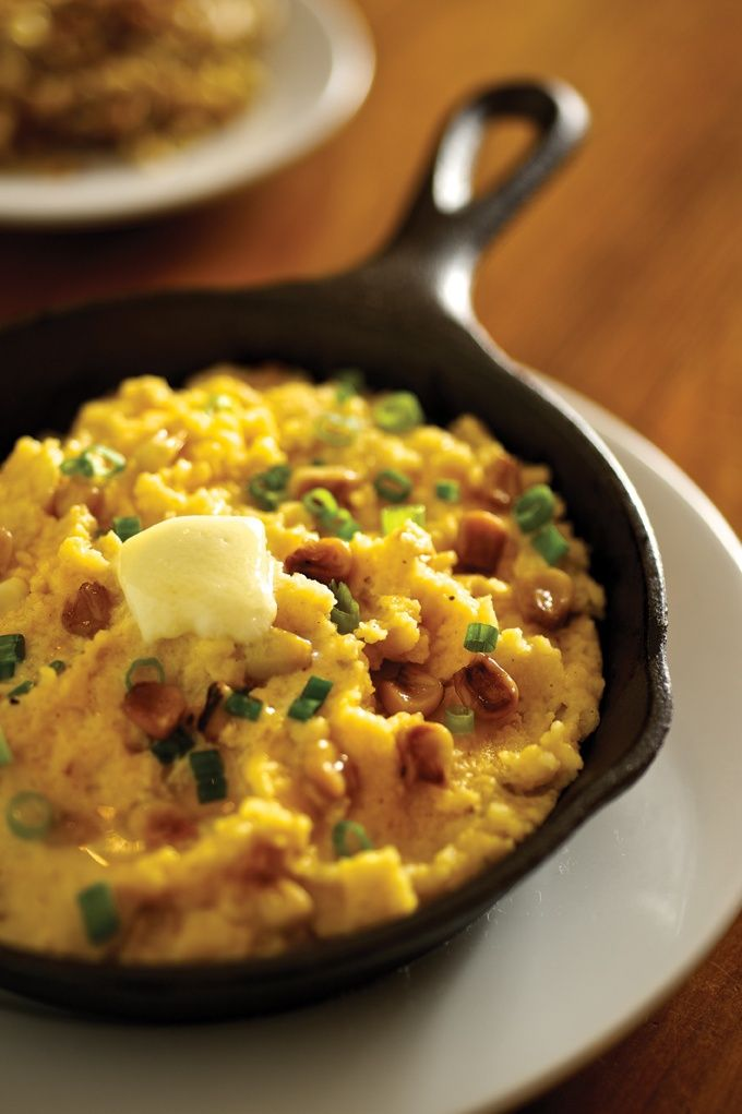 Zea Roasted Corn Grits | Taste Buds ManagementTaste Buds Management -- Sooo tasty and sooo bad for you.