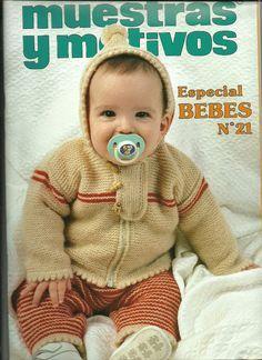 MUESTRAS Y MOTIVOS especial bebés nº 21