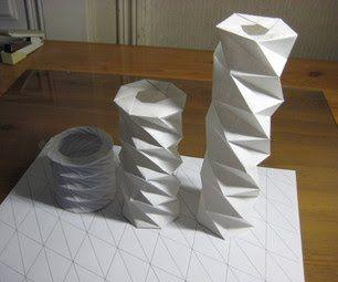 Pentagonal High-Tower Spring