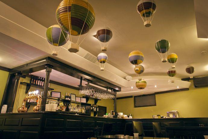 Entirely Handmade Bar Restaurant: Journey Pub in Bucharest | http://www.designrulz.com/design/2013/06/entirely-handmade-bar-restaurant-journey-pub-in-bucharest/
