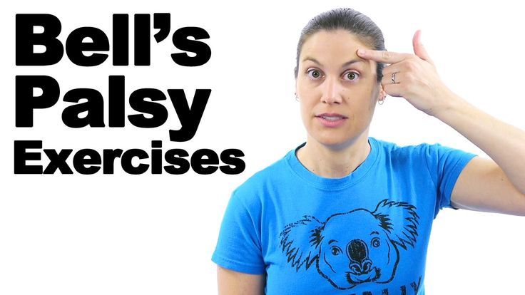 Bell's Palsy is the sudden weakness of your facial muscles on one half of the face. These exercises may seem like you are just making funny faces, but this will help get the weak muscles working again. Read Doctor Jo's blog post about this video at: http://www.askdoctorjo.com/content/bells-palsy-exercises