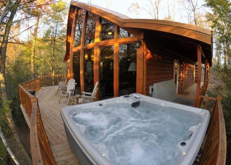 Hidden Jewel Cabin - Red River Gorge Cabin Rentals, Kentucky