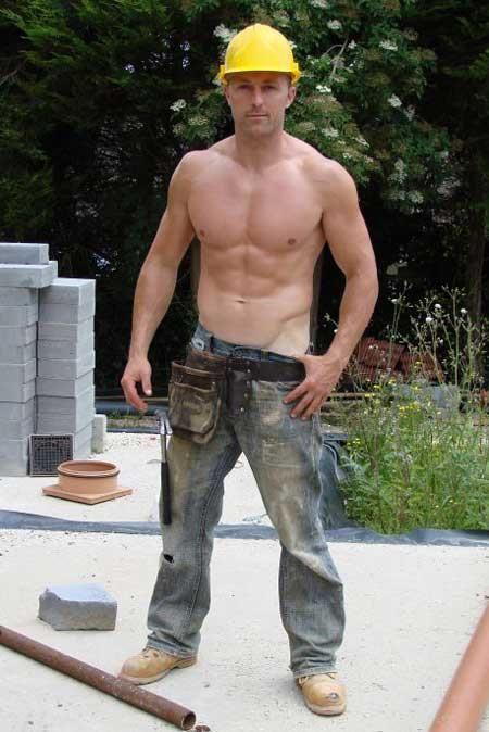 Hot working men