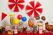 Candy Buffets — Wedding Candy — Nuts.com #nutsdotcom and #wedding: Buffets, Carnivals Candy, Buffet Wedding, Candy Buffett, Weddings, Wedding Candy Buffet, Ferris Wheels, Choo Candy