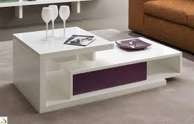 Risultati immagini per tavolino basso con cassetti e cristallo