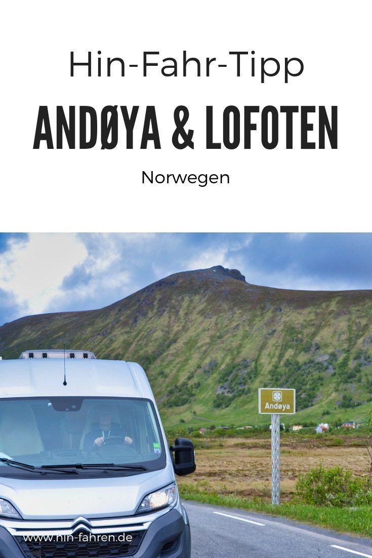 Norwegen mit Wohnmobil: Landschaftsroute Andøya & Lofoten