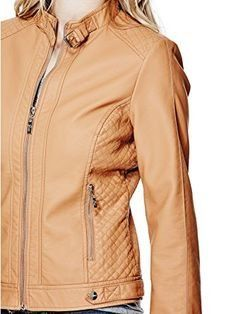 Women's Leather Jacket for sale | jackets for sale | jackets for mens (XXL) at Amazon Women's Clothing store: