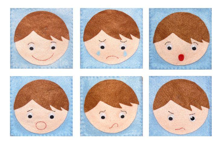 Cubo gioco per educare alle emozioni i bambini
