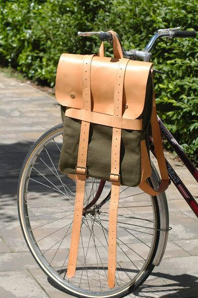 variable bicycle bag