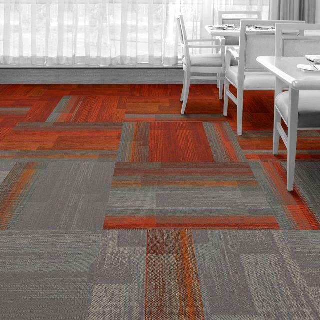Interface Floor Design Ae317 Persimmon Ae315 Greige Persimmon Ae311 Greige Find Inspiratio Carpet Tiles Design Floor Design Modular Carpet Tiles