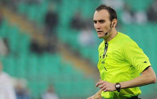 Serie A gli arbitri della 24 giornata: a Russo il lunch match Crotone-Roma
