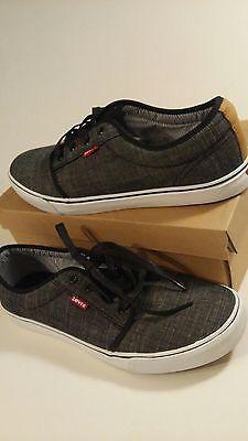 Levis Men Sneakers Men walking shoes