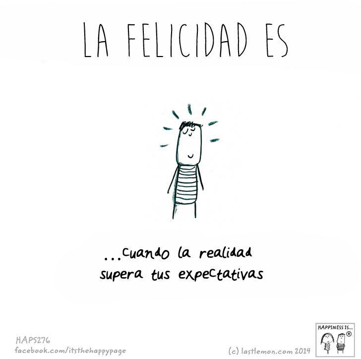 20 ilustraciones sobre lo que significa la felicidad para diferentes personas alrededor del mundo | Upsocl