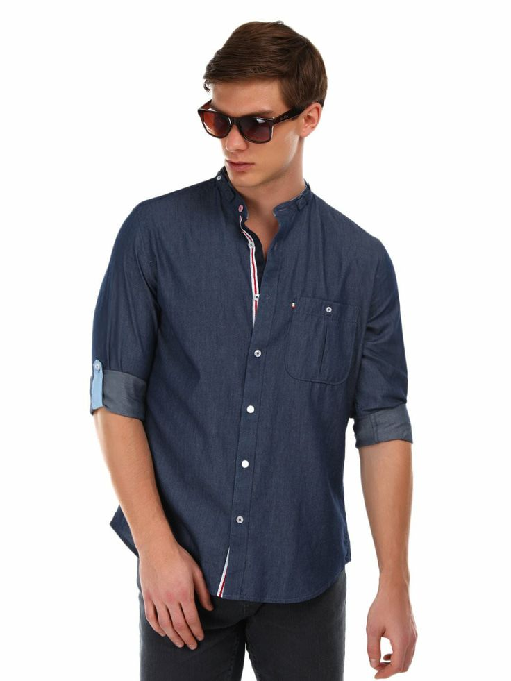 Camisa estilo hindú Van Heusen