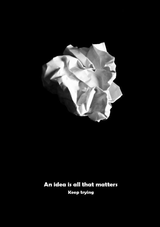 Idea matters