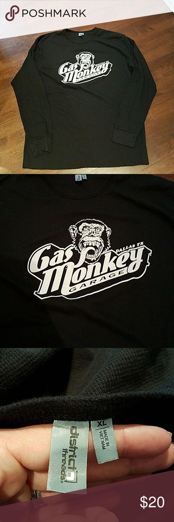 Christie brimberry gas monkey garage wiki - Mens Gas Monkey Garage Crew Thermal