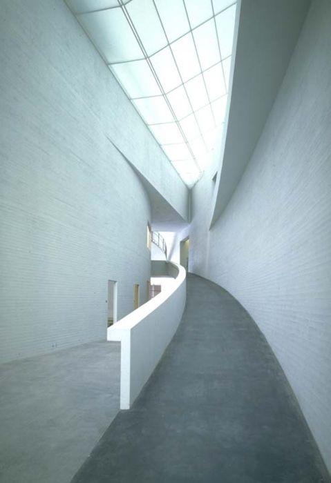 Kiasma in Helsinki, Finland  Steven Holl Architects
