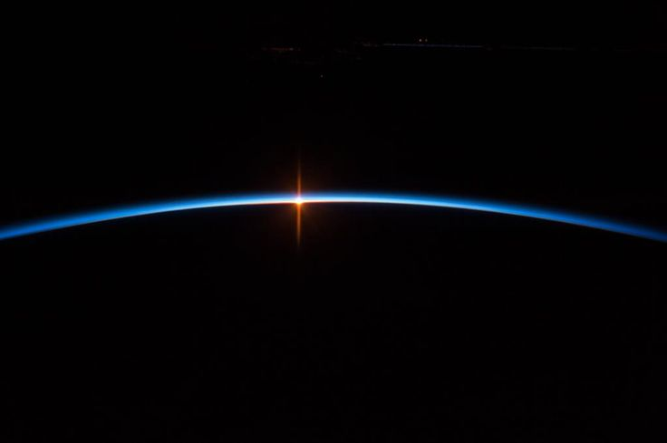 """Sally Ride: """"It's so clear how fragile our existence is."""" We salute you Dr. Ride. #OrbitalPerspective"""