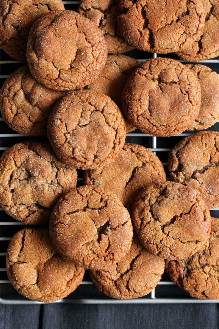 Molasses Cookies | Recipe | Pinterest | Cooking, Molasses ...