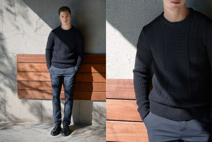 Lookbook - October '15: The New Nordic | Frank & Oak