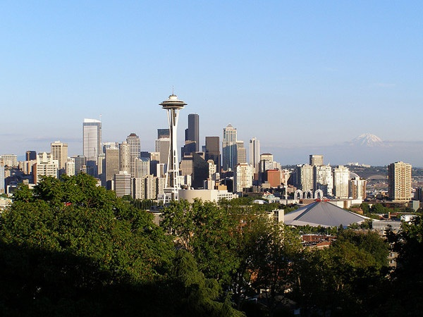 100 things to do in Seattle.