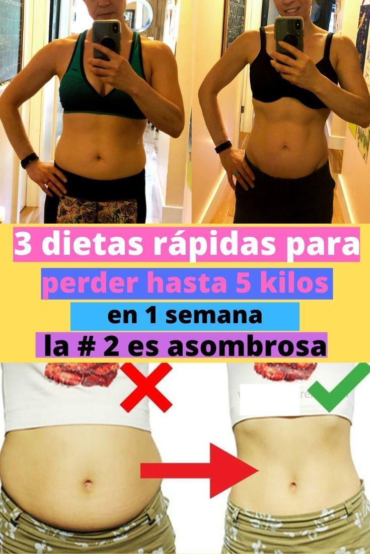 dieta per perdere 3 chili in 1 settimanale