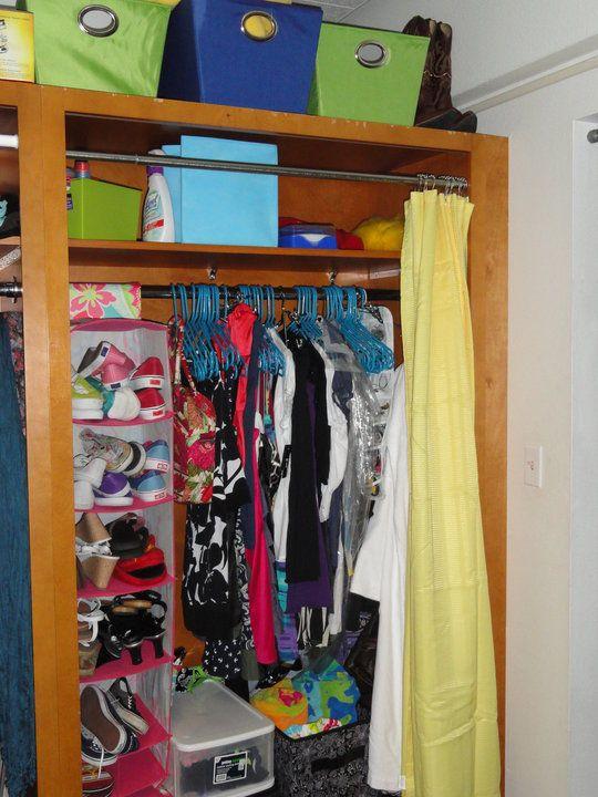 Pin by amanda johnson on dorm room pinterest - College dorm storage ideas ...