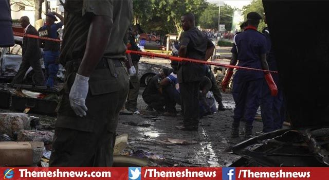 Lake Chad-Nigeria: Brutal Islamist militant organization Boko Haram's three suicide attackers targeted on Saturday the Chadian island