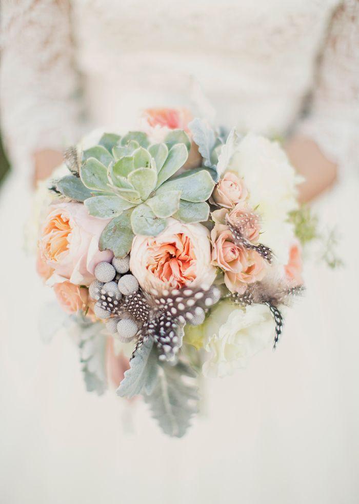 Color palette: Mariage Mint et Pêche – Mint and peach wedding | Happy Chantilly