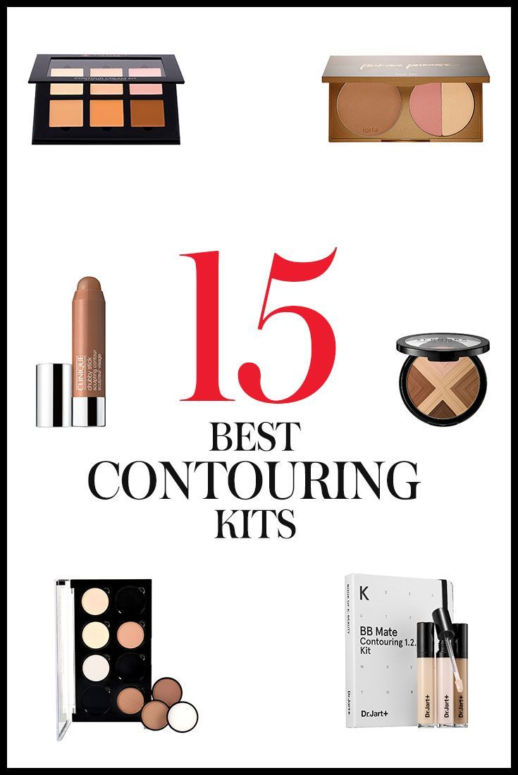 Whether you like a little shading under your cheekbones--or want to map out your face like you have a hit reality show on E!--contouring really comes down to great products (and even better blending). Here, 15 kits for every skill level. | allure.com