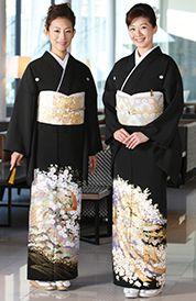 女性は留袖、最近は色振袖も◎結婚式で着る親族衣装まとめ。ウェディング・ブライダルの参考に。