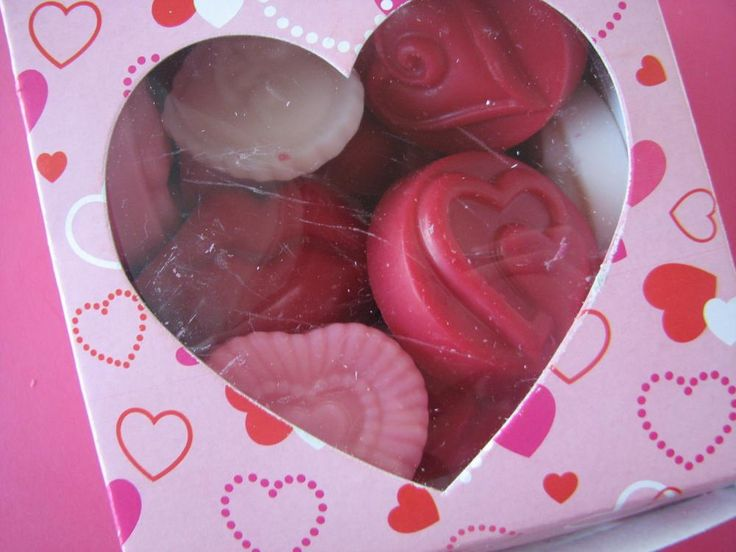 $20 Scented wax melts Valentine's Day
