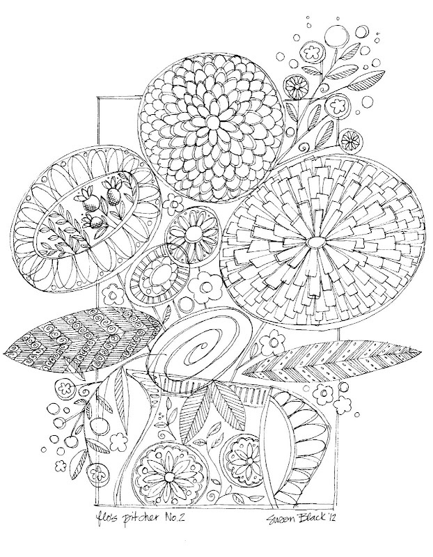 400 Best Images About Doodles Zentangles Patterns On