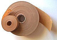 What Supplies Do You Need to Start Watercolor Painting?: Gummed Brown Tape