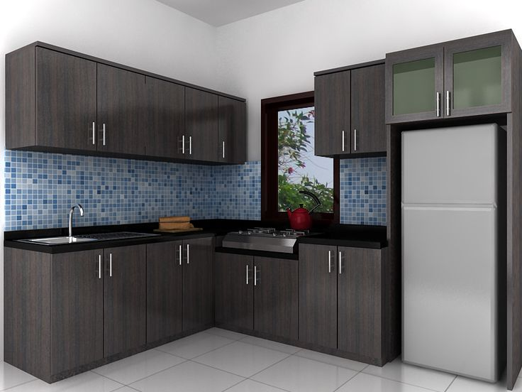 The kitchen will look more attractive, one of them is by give a nice touch on the kitchen backpanel with ceramic pattern.
