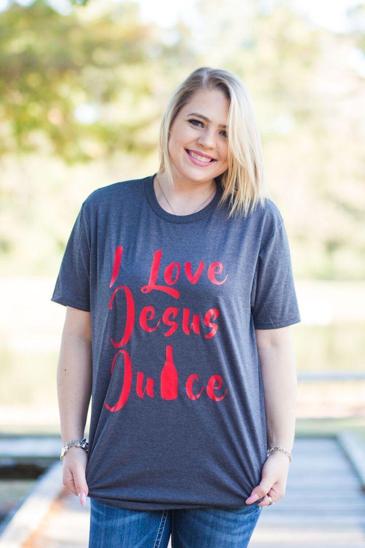 I LOVE JESUS JUICE