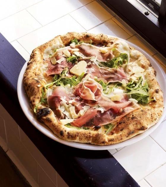 Delicious dish from Farina Pizzeria & Cucina Italiana in the Mission.