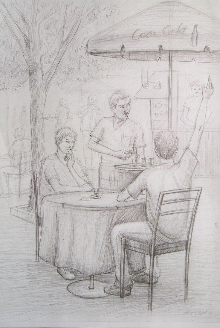 kocaeli izmit resim kursu: Güzel Sanatlara Hazırlık Desen Çalışmaları